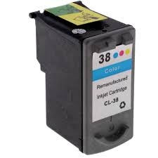 CL-38 kompatible Tintenpatrone Canon color 2146B001