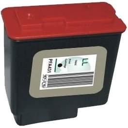 PFA-431 kompatible Tintenpatrone Philips schwarz