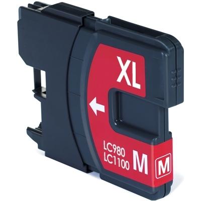 LC-1100M kompatible Tintenpatrone Brother magenta