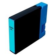 PGI-2500XLC kompatible Tintenpatrone Canon cyan 9265B001
