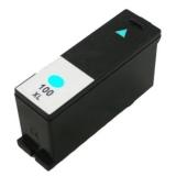 100XL kompatible Tintenpatrone Lexmark cyan 014N1069E