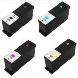100XL kompatible Tintenpatronen Lexmark Rainbow Kit 14N1921E