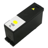 100XL kompatible Tintenpatrone Lexmark yellow 0014N1095