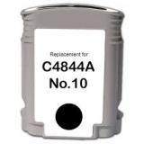 10 kompatible Tintenpatrone HP schwarz C4844AE