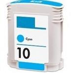 10 kompatible Tintenpatrone HP cyan C4841AE