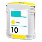10 kompatible Tintenpatrone HP yellow C4842AE