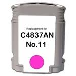 11 kompatible Tintenpatrone HP magenta C4837A