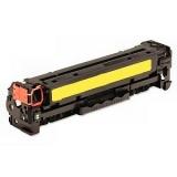 125A kompatibler Toner HP yellow CB542A