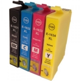 16XL kompatible Tinten Epson Multipack cmyk C13T16364010