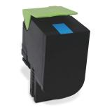 24B6008 kompatibler Toner Lexmark cyan