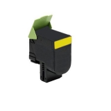 24B6010 kompatibler Toner Lexmark yellow