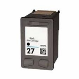 27 kompatible Tintenpatrone HP schwarz C8727AE
