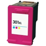 301XL kompatible Tintenpatrone HP color CH564EE