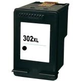 302XL kompatible Tintenpatrone HP schwarz F6U68AE