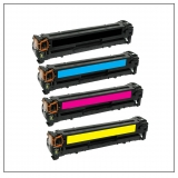 304A kompatible Toner HP Rainbow Kit cmyk