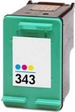 343 kompatible Tintenpatrone HP color C8766E