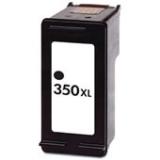 350XL kompatible Tintenpatrone HP schwarz CB336EE