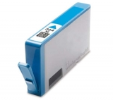 364XL kompatible Tintenpatrone HP cyan CB323EE