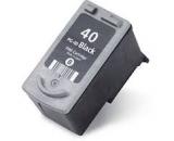 PG-40 kompatible Tintenpatrone Canon schwarz 0616B001