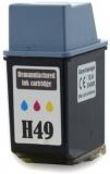 49 kompatible Tintenpatrone HP color 51649A