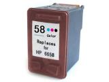 58 kompatible Tintenpatrone HP photo-color C6658AE