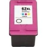 62 XL kompatible Tintenpatrone HP color C2P07AE