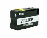 711 kompatibel Tintenpatrone HP schwarz CZ133A