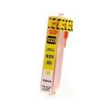 920XL kompatible Tintenpatrone HP yellow CD974AE