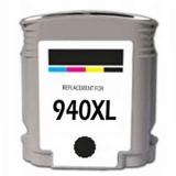 940XL kompatible Tintenpatrone HP schwarz C4906AE