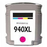 940XL kompatible Tintenpatrone HP magenta C4908AE