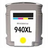 940XL kompatible Tintenpatrone HP yellow C4909AE