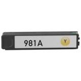 981A kompatible Tintenpatrone HP yellow J3M70A