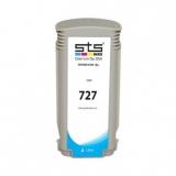 727 kompatible Tintenpatrone HP cyan B3P19A