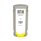 727 kompatible Tintenpatrone HP yellow B3P21A