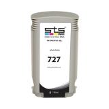 727 kompatible Tintenpatrone HP photo schwarz B3P23A