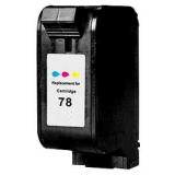 78 kompatible Tintenpatrone HP color C6578AE