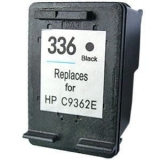 336 kompatible Tintenpatrone HP schwarz C9362EE