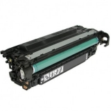504A kompatibler Toner HP schwarz CE250A