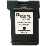 650 kompatible Tintenpatrone HP schwarz CZ101AE