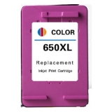 650 kompatible Tintenpatrone HP color CZ102AE