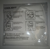 5x FFP2 mit CE Zertifikat Atemschutzmaske in 5 verschiedenen Farben