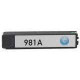 981A kompatible Tintenpatrone HP cyan J3M68A