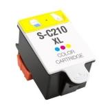 C210 kompatible Tintenpatrone Samsung color INK-C210/ELS