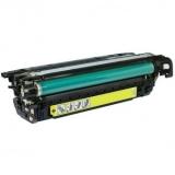 504A kompatibler Toner HP yellow CE252A