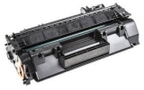 05A kompatible Toner HP schwarz 4er Set CE505A