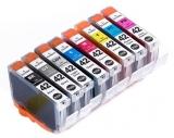 CLI-42 kompatible Tintenpatronen Canon Multipack 6384B010