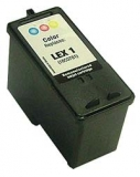 1 kompatible Tintenpatrone Lexmark color 18C0781 80D2179