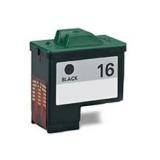 16 kompatible Tintenpatrone Lexmark schwarz 10N0016E