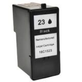 23 kompatible Tintenpatrone Lexmark schwarz 018C1523E