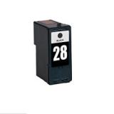 28 kompatible Tintenpatrone Lexmark schwarz 18C1528
